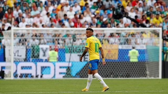 Neymar Brasil x Mexico