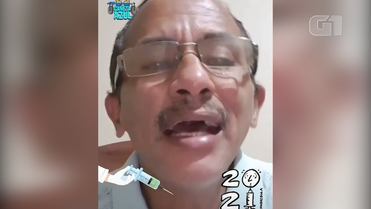 Manoel Gomes viraliza com novo hit 'Vamos Vacinar'
