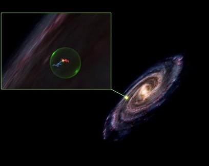 Cavidade gigante descoberta na Via Láctea pode explicar formação estelar