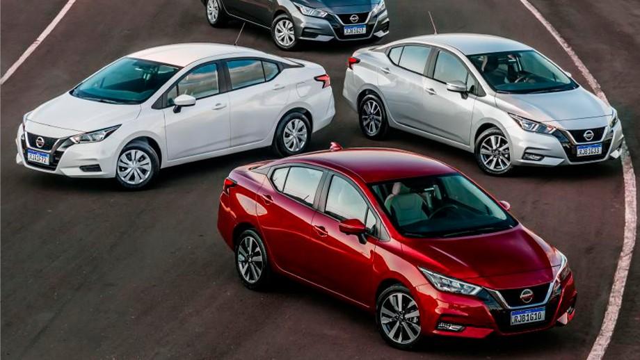 O melhor carro de 2021: novo Nissan Versa desafia os seus conceitos