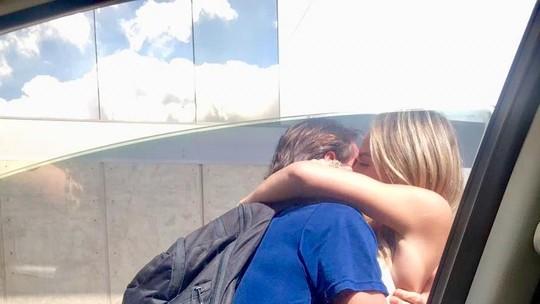 Paula, campeã do 'BBB19', explica motivo de sumiço com foto de beijo em 'Príncipe'