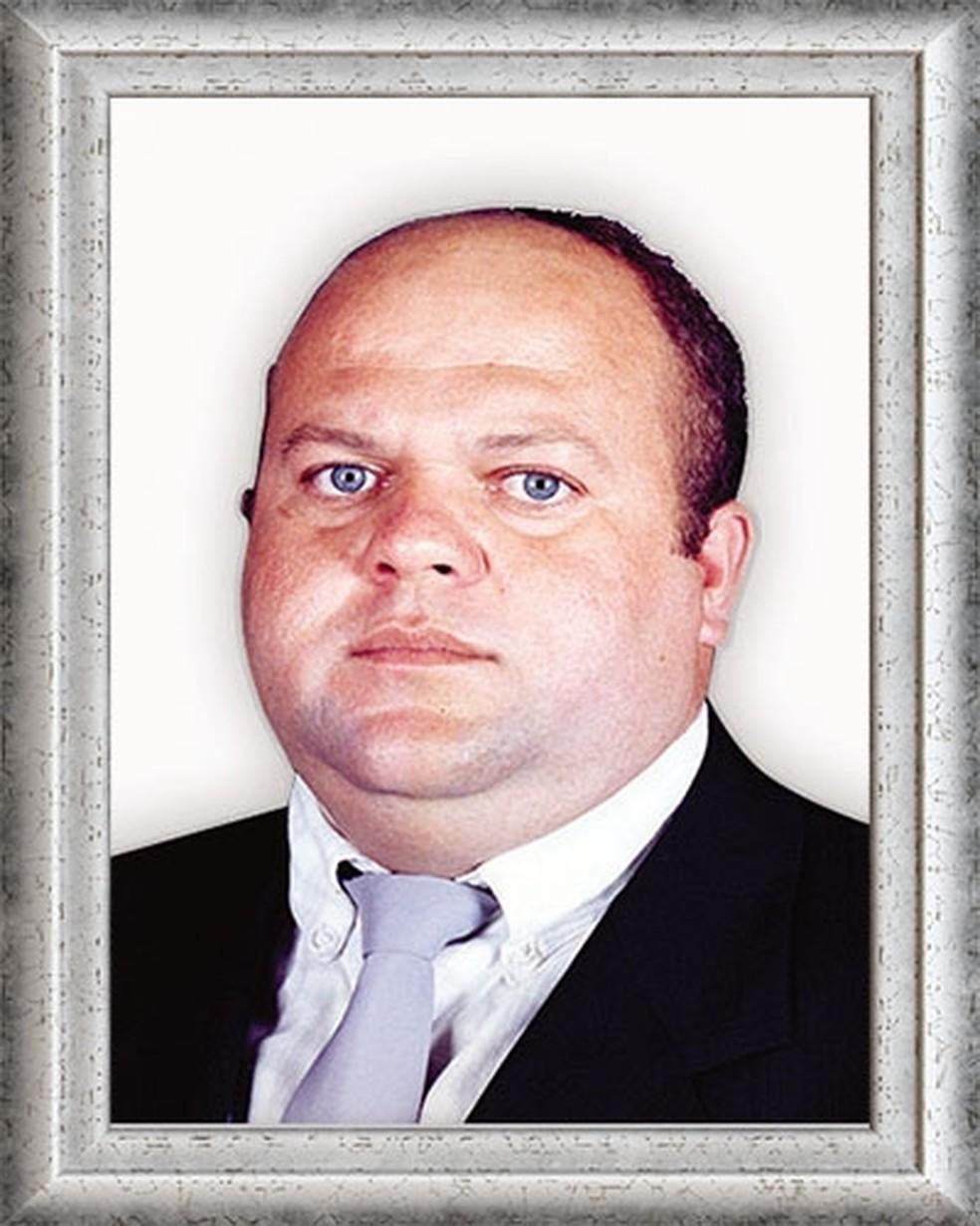 Ex-vereador Hernani Boiadeiro — Foto: Reprodução/Câmara de Ariquemes