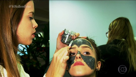 Carvão ativado absorve impurezas da pele; Bem Estar explica