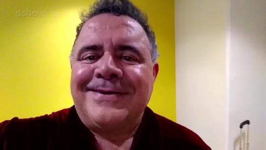 Leo Jaime elogia apresentação de Fernando Caruso no 'PopStar' e brinca: 'Ganhou uma estrela minha'