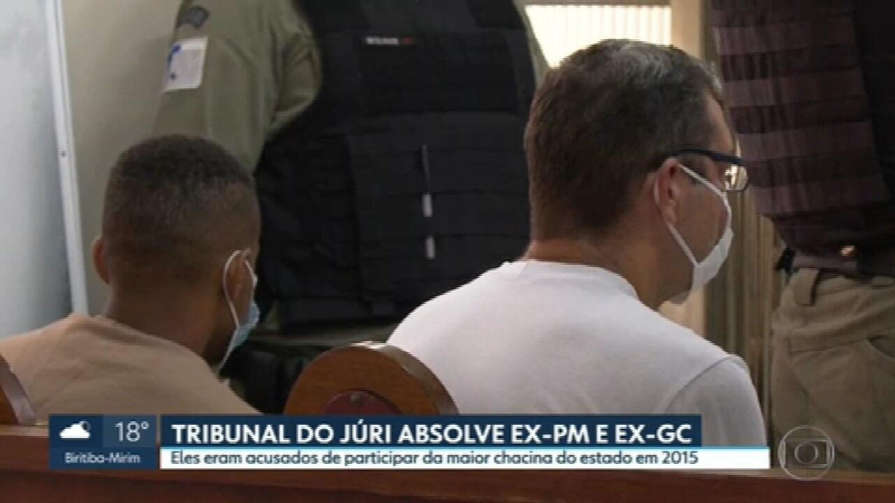 Acusados de participar de chacina em 2015 são absolvidos pelo Tribunal do Júri