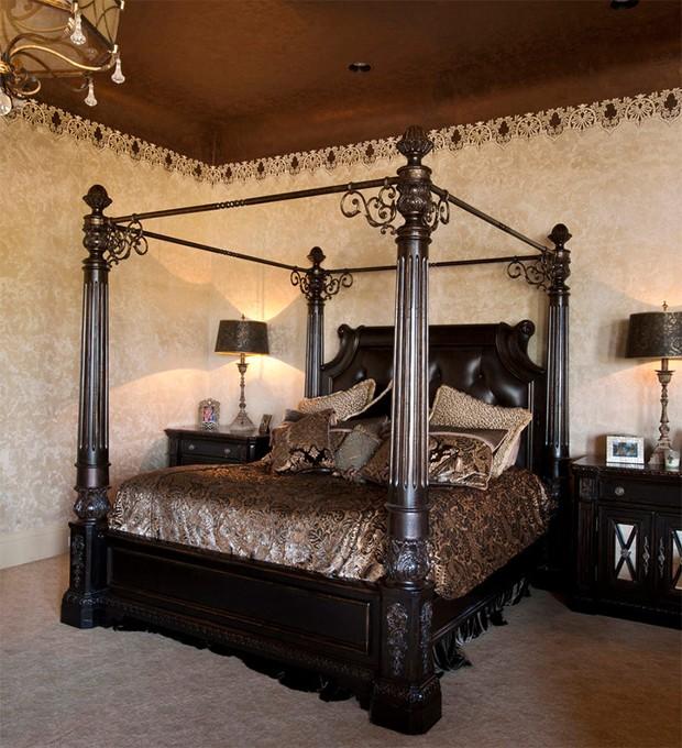 Como surgiu a cama? (Foto: Rick Hoge)