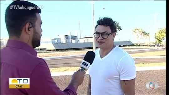 Popó é uma das atrações no Futebol Solidário: 'não tem distância pra ajudar quem precisa'