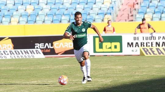 Foto: (Rosiron Rodrigues/Goiás E.C.)