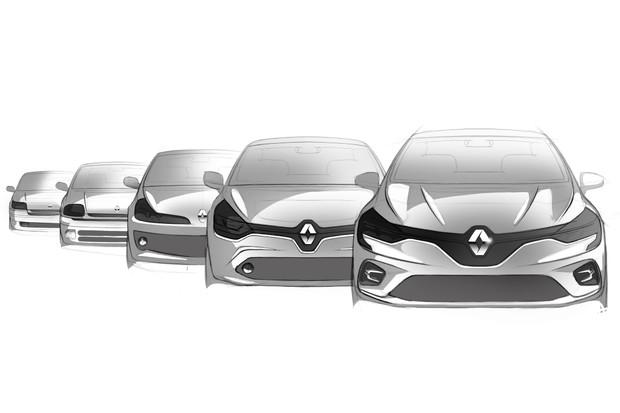 2019 - Genèse design Nouvelle Renault CLIO (Foto: Divulgação)