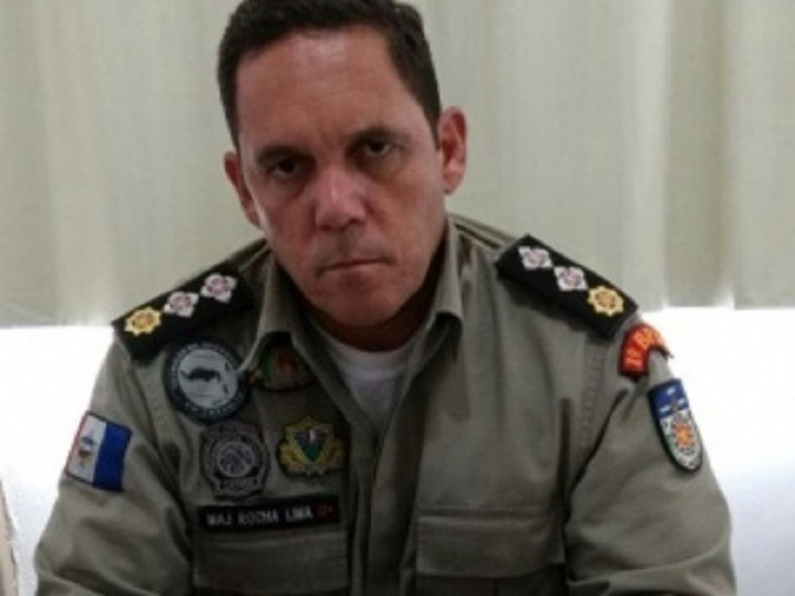 TJ nega pedido de liberdade para o tenente-coronel Rocha Lima, preso por participação em homicídio