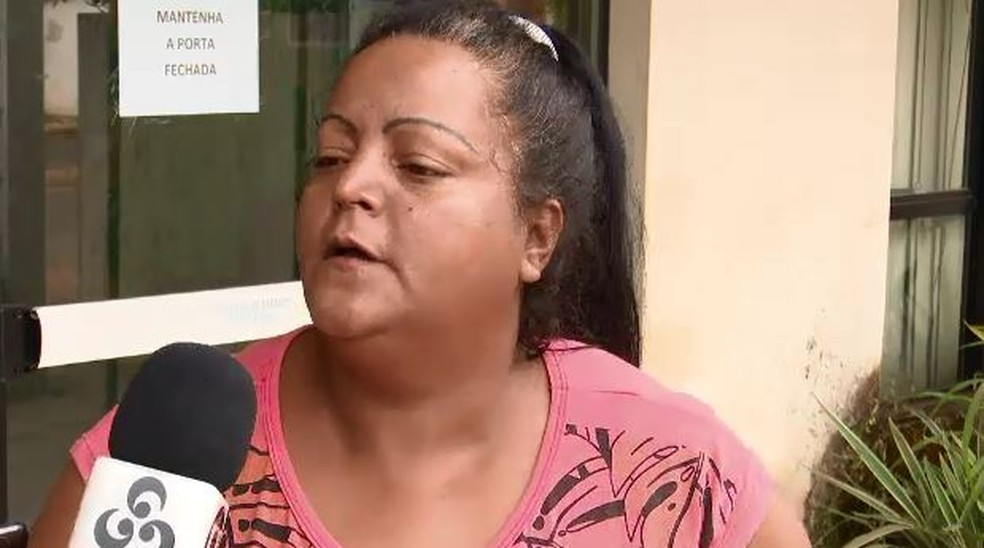 Maria Helena diz que familiares de vítimas foram agredidos por delegado — Foto: Reprodução/Rede Amazônica Acre