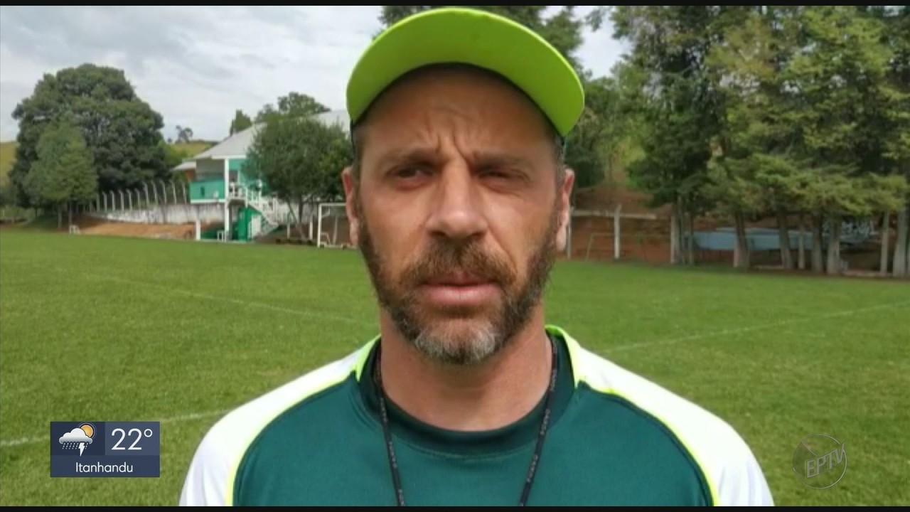 Caldense enfrenta o Uberlândia nesta quarta-feira (7) pelo Campeonato Mineiro