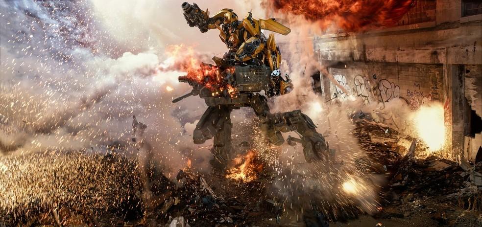 Filme Transformers: O Último Cavaleiro (Foto: Divulgação)