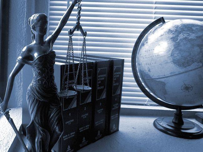 Justiça (Foto: Pixabay)