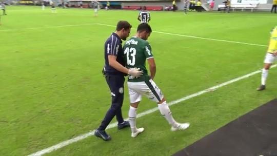 Por cuidado com Luan e ida de Gómez para seleção, Palmeiras deve ter zaga titular só em julho
