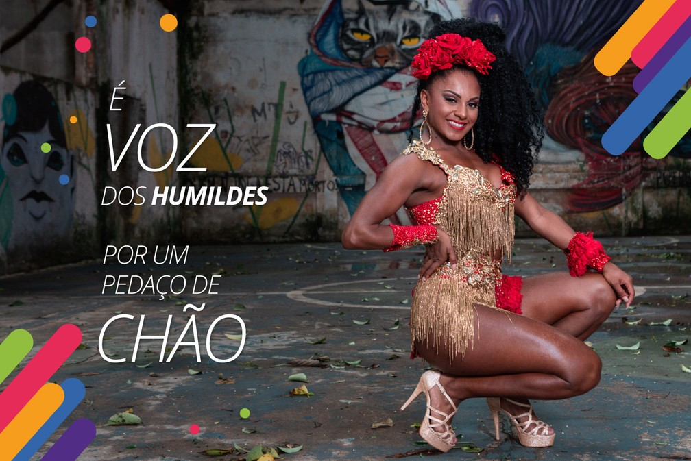 Tarine Lopes — Foto: Foto: Celso Tavares/G1 Arte: Betta Jaworski/G1