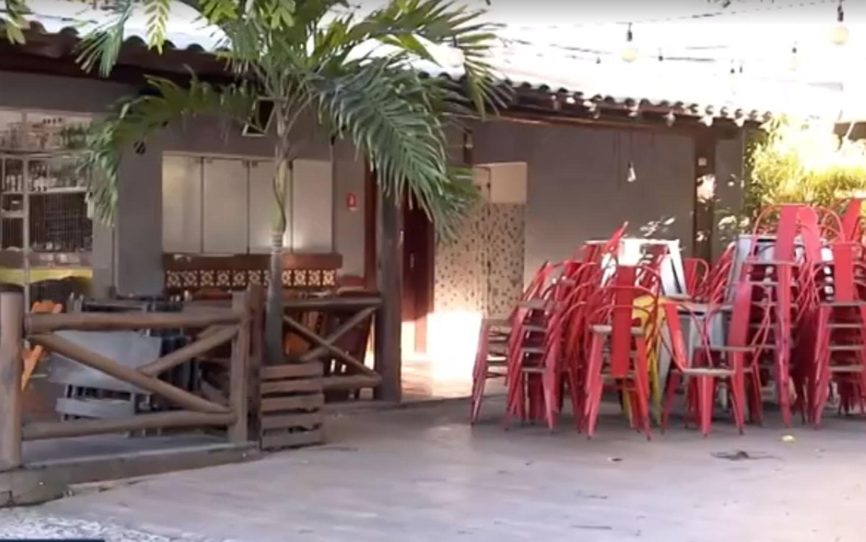 Restaurantes e lanchonetes de Feira de Santana são autorizados a reabrir com capacidade reduzida
