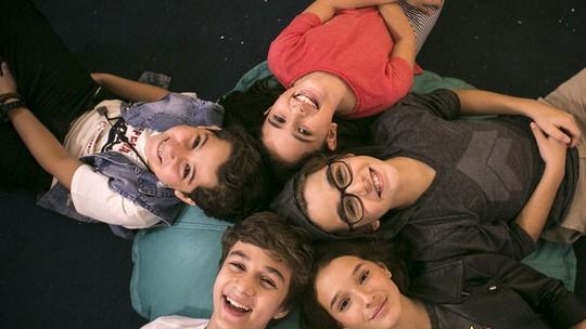 Dia das Crianças Gshow: atores mirins têm encontro divertido
