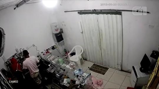 Homens são presos e adolescentes apreendidos suspeitos de arrombar loja na Zona Norte de Natal