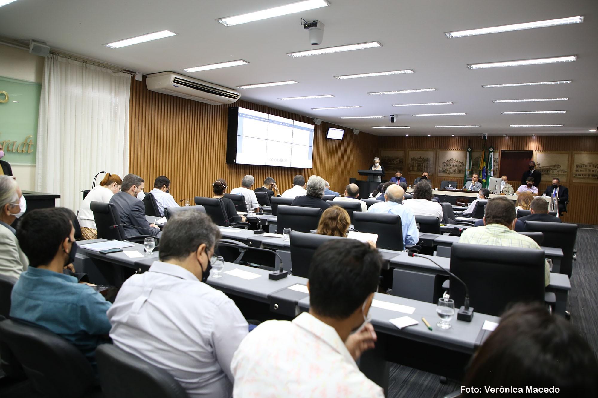 Audiência Pública debate os 60 artigos do Plano Diretor de Natal na Câmara Municipal
