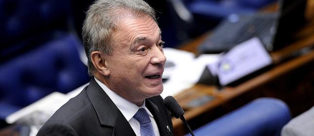 O senador Alvaro Dias (PV-PR) (Foto: Pedro França / Agência Senado)