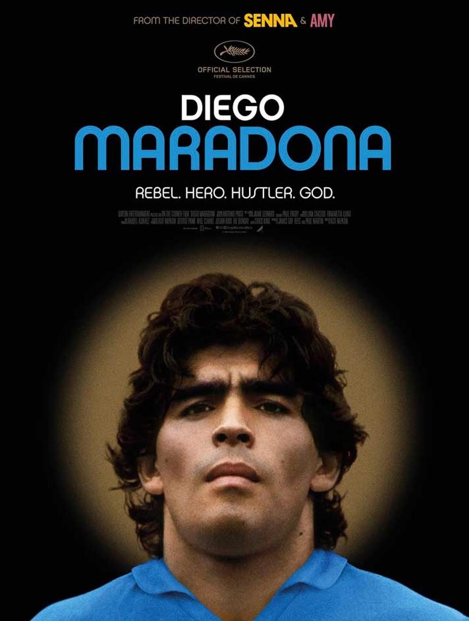 Golpe de marketing ou revolta? Maradona pede as pessoas que não vejam seu documentário
