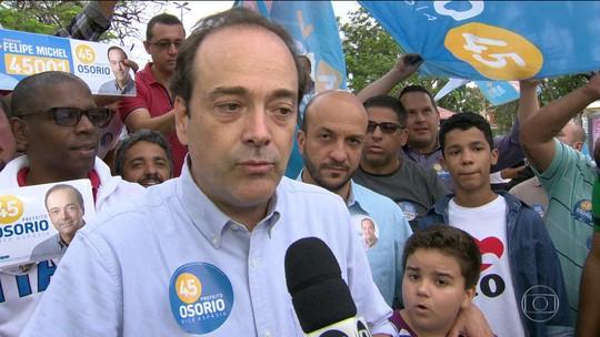 Osorio promete Guarda Municipal mais perto dos moradores do Rio