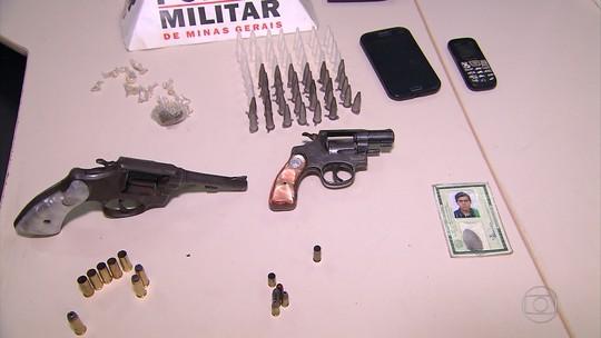 Dois suspeitos de tráfico de drogas morrem durante troca de tiros com a PM em Betim