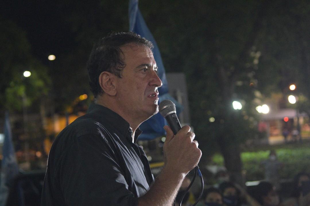 Luciano Almeida quer criar subprefeituras e promete governo participativo e plano de retomada da economia