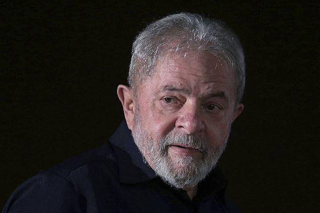 Lula (Foto: Eraldo Peres / AP)