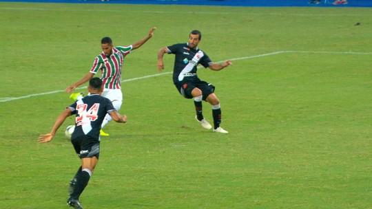 Assista aos melhores momentos de Vasco 1 x 0 Fluminense