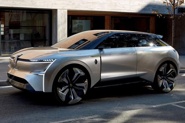 Renault Morphoz concept (Foto: Divulgação)