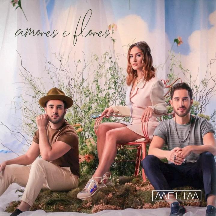 Melim anuncia a canção 'Amores e flores' e revela a capa do single