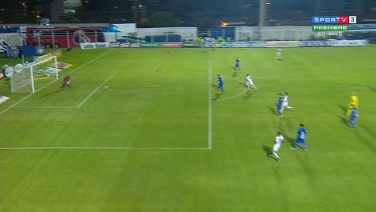 Faltou gol no justo empate em São Caetano