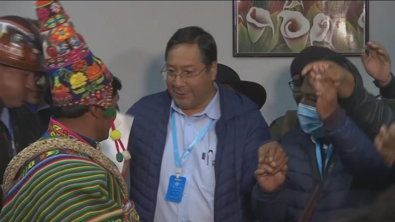 Com vitória do partido, Evo Morales diz que vai voltar à Bolívia