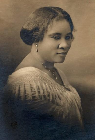 Conheça Madam C.J. Walker, primeira milionária self made negra dos ...