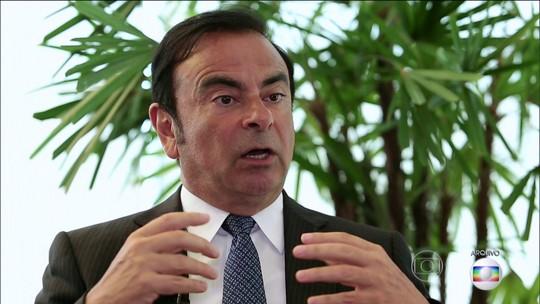 Preso no Japão Carlos Ghosn, brasileiro que virou 'titã' da indústria automotiva