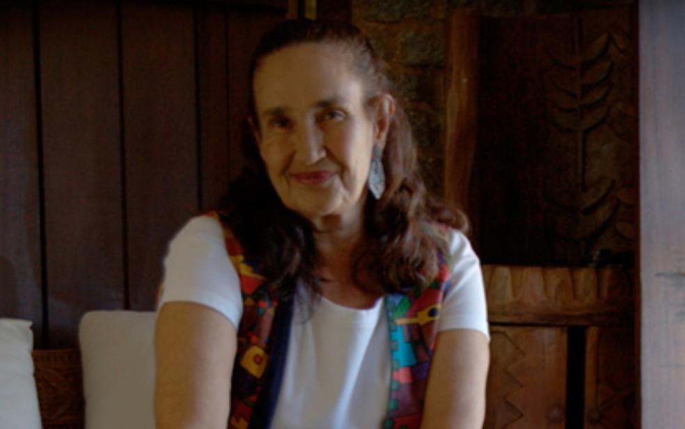 Artista plástica Iza Costa é encontrada morta na chácara em que morava em Bela Vista de Goiás — Foto: Reprodução/Arquivo pessoal