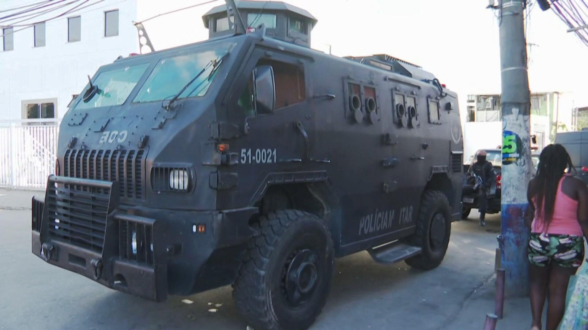 Em Meriti, força-tarefa reforça policiamento para o 2º turno; candidatos trocam acusações sobre apoio de criminosos