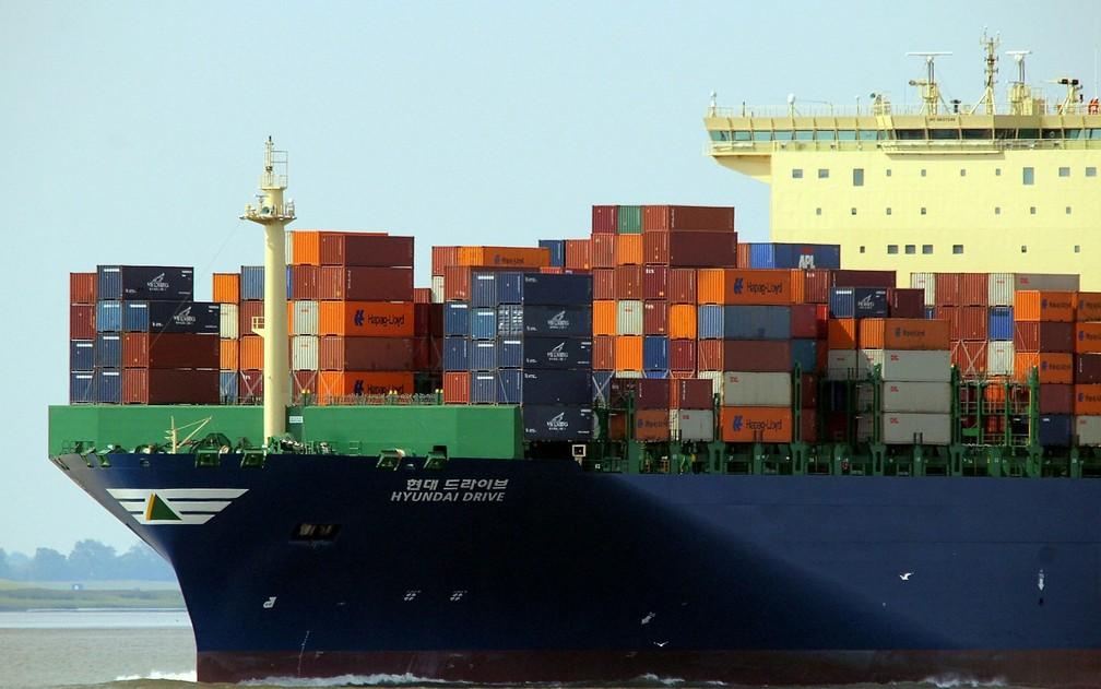A guerra comercial entre os EUA e a China pode ser o início de uma mudança de tendência no comércio global — Foto: 127071/Creative Commons