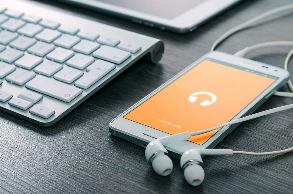 Aplicativo Google Play Música vai deixar de funcionar no Android e na web. — Foto: FirmBee/Pixabay