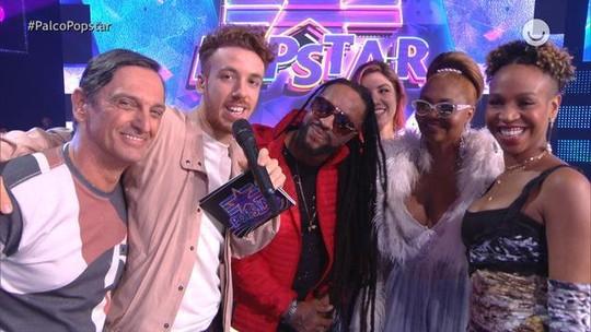 Karol Conka, Paulo Miklos e Gaby Amarantos comentam os shows do domingo no 'Popstar na Web'