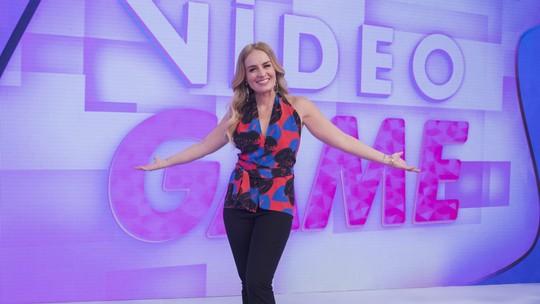 Angélica comenta especial do 'Vídeo Game': 'Foi uma volta no tempo'