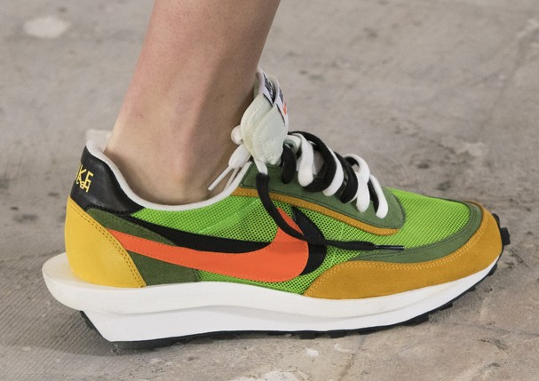 Nike x Sacai (Foto: Imaxtree)