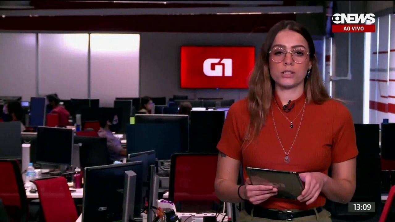 G1 em 1 Minuto: Brasil tem 136.997 mortes por Covid-19 e 4.547.150 casos confirmados