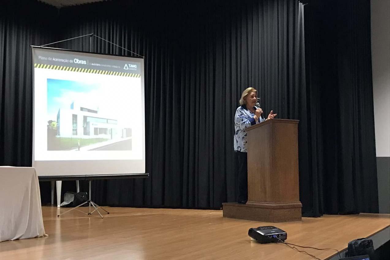 TJMG anuncia construção de novo fórum em Cláudio - Notícias - Plantão Diário