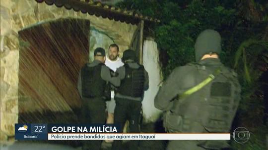 Rio tem cinco operações em andamento nesta quinta-feira