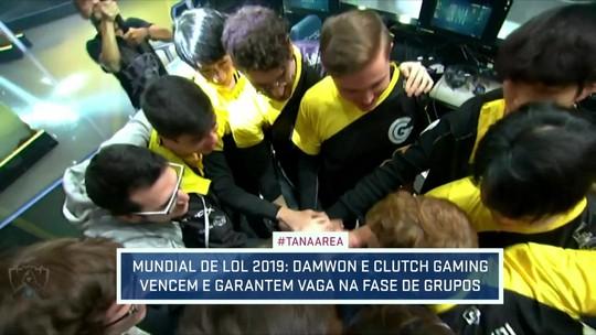 Damwon e Clutch Gaming garantem vaga na fase de grupos do Mundial de LoL