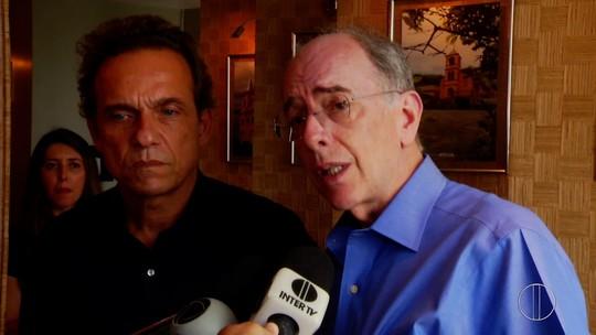 Presidente da Petrobras visita Bacia de Campos e fala de investimentos para os próximos anos