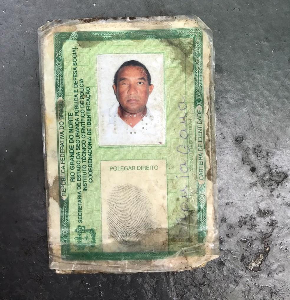 João Maria Gama, de 48 anos, foi morto em Extremoz, na Grande Natal — Foto: Cedida